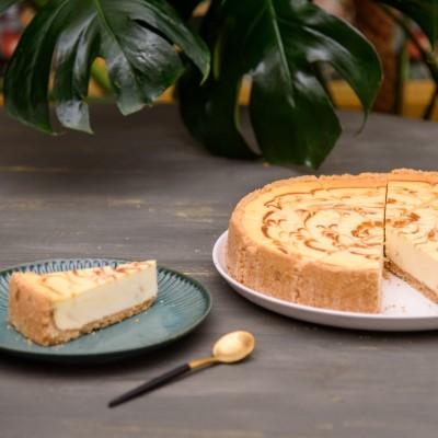 New York Cheesecake Καραμέλα