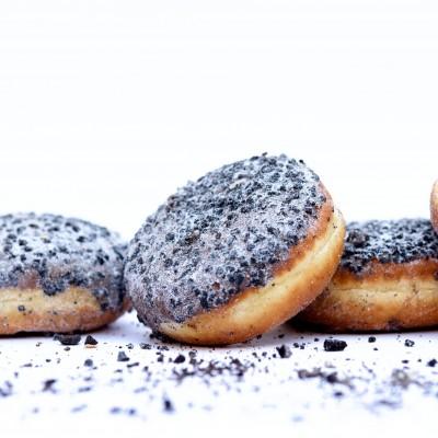 Donut Σοκολάτα - Cookies (4 τμχ)