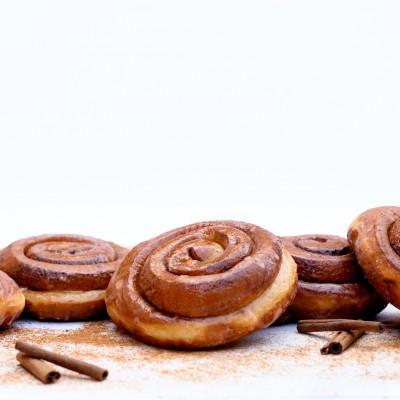 Donut Κανέλλα (2 τμχ)