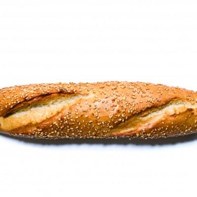 Μπαγκετάκι Σίτου Με Σουσάμι (6 τμχ.)