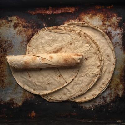 Αραβική Πίτα Large (6 τμχ)